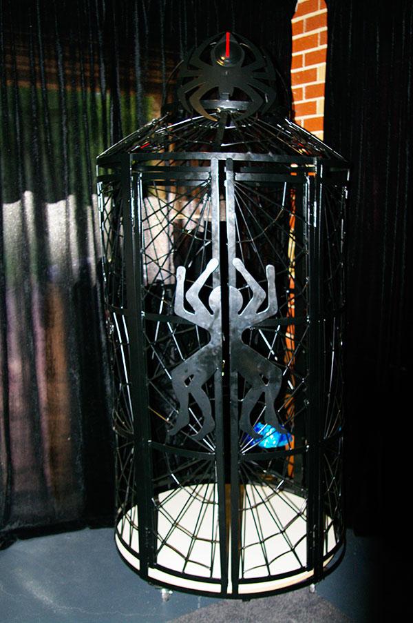 2-3 person cage